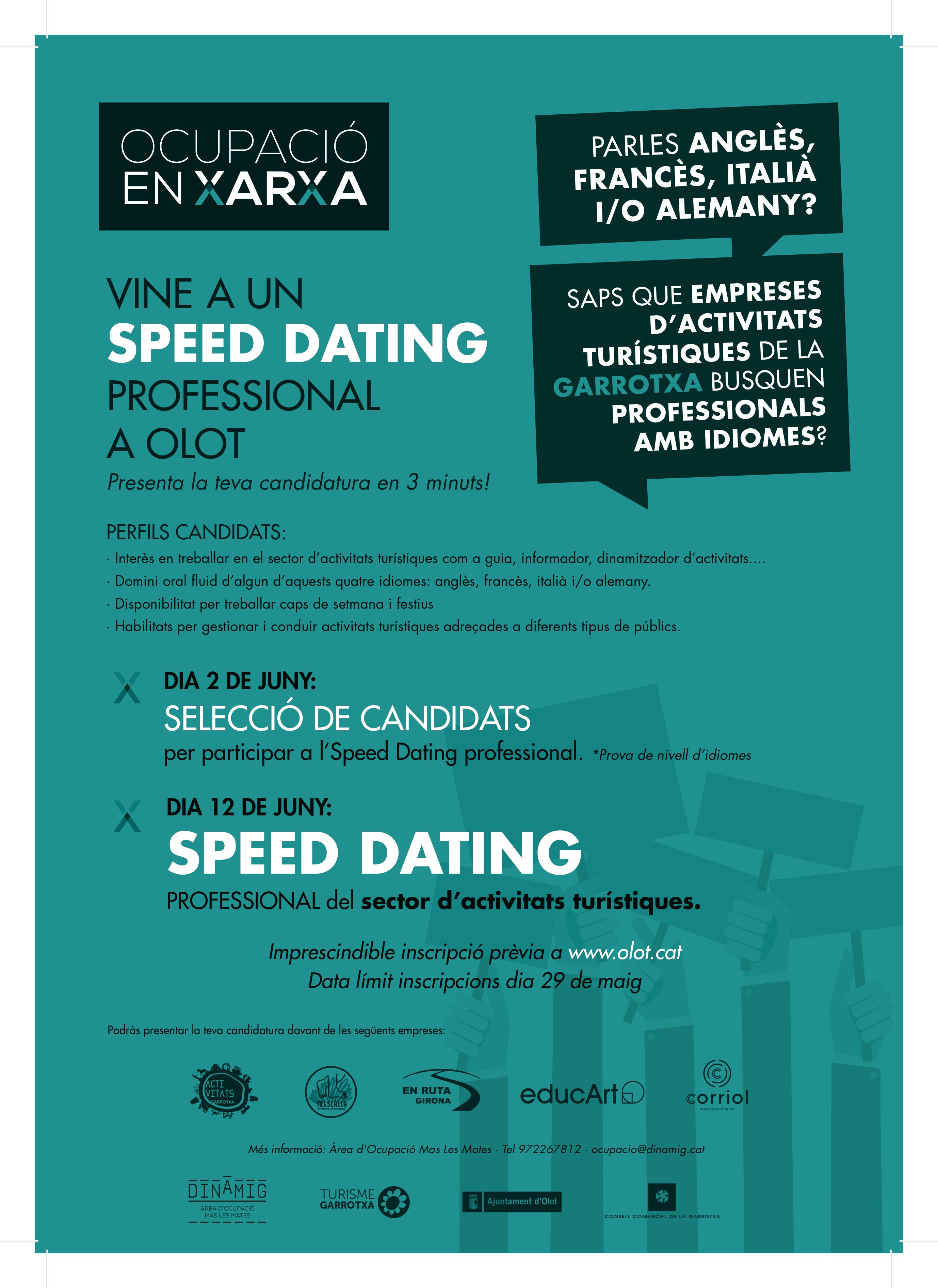 Speed dating gent com tu 4